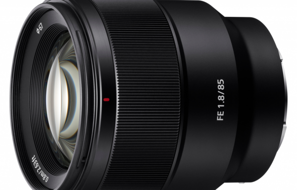 Sony 85mm f/1.8