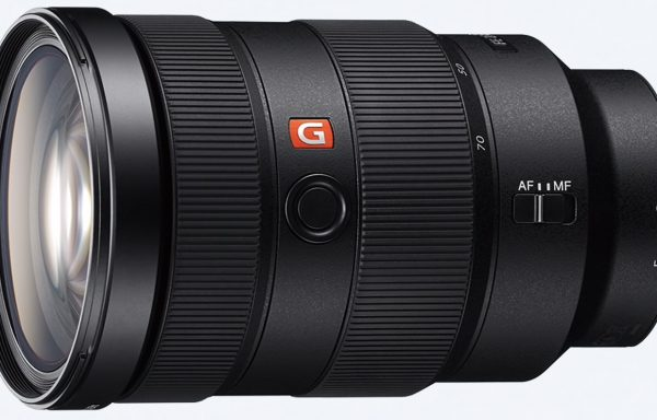 Sony FE 24-70 mm f/2.8